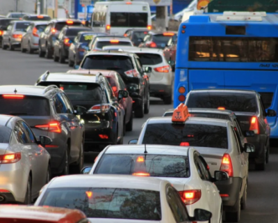Вниманию жителям и гостям города! Ограничение движения транспорта в центре Севастополя