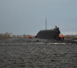 Как выглядит лучшая российская подлодка внутри (ВИДЕО)