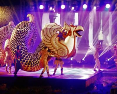 На сцене Херсонеса снова идет легендарный «Грифон»