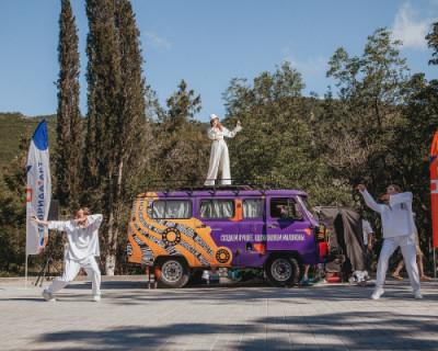 В Крыму начались бесплатные концерты резидентов арт-кластера «Таврида» (ФОТО)