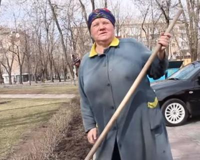 Чиркните адресок - где в Севастополе такие Зины? (видео)