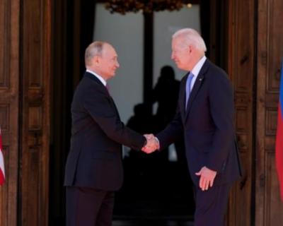 О чем договорились Путин и Байден в Женеве