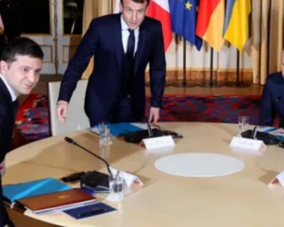 Владимир Путин готов встретиться с Владимиром Зеленским