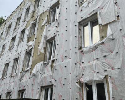 Стало известно, когда отремонтируют поликлинику на улице Ерошенко