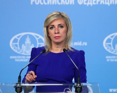 В МИД РФ осудили законопроект Владимира Зеленского