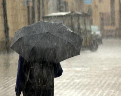 Города Крыма находятся под ударом водной стихии