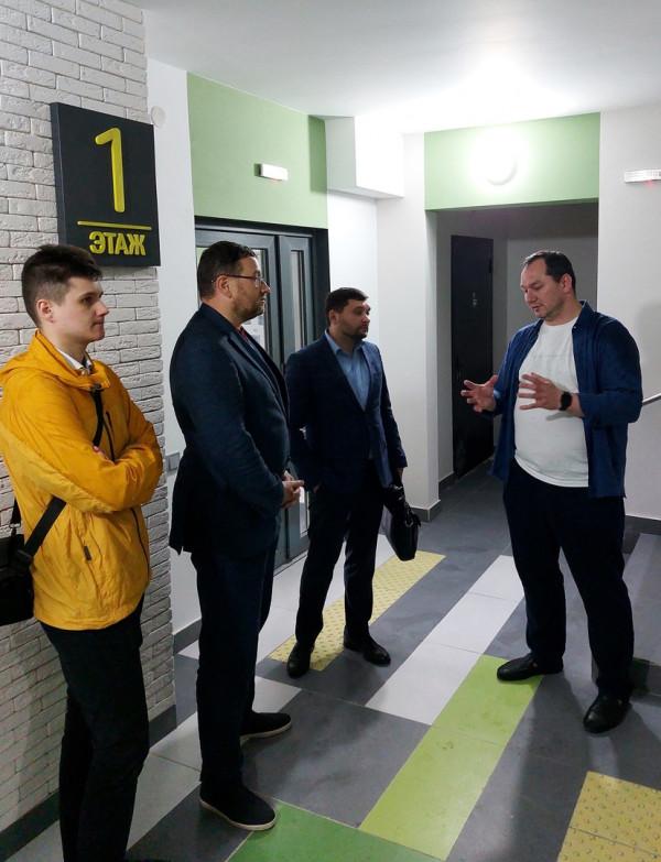 """жилищный комплекс """"ИнтерСтрой"""""""