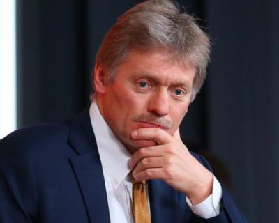 В Кремле назвали причины стремительного роста числа заразившихся коронавирусом