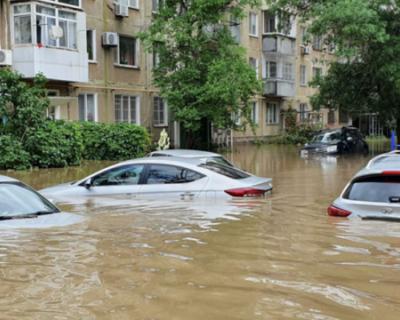 Крыму потребуется федеральная помощь для ликвидации последствий стихийного бедствия