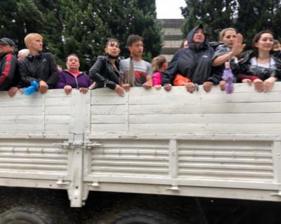 Стало известно, сколько пострадавших в Ялте во время непогоды
