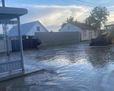 Жителей затопленных домов в селе Приозерное переселят