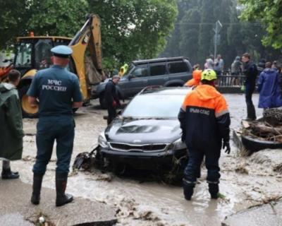 Генпрокуратура РФ будет контролировать ликвидацию последствий потопа в Крыму