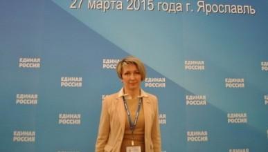 Татьяна Щербакова: Все вопросы, которые обсуждались на форуме социальных работников, актуальны для Севастополя (фото)