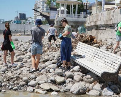 Крымские власти начали сбор денег на помощь пострадавшим в наводнениях