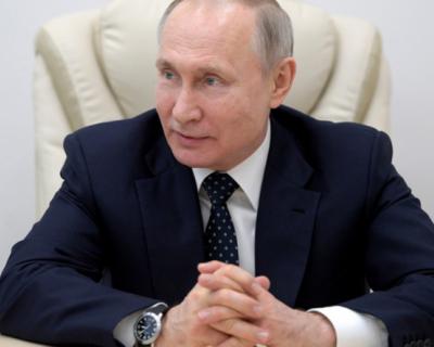 Владимир Путин поблагодарил депутатов Госдумы за плодотворную работу