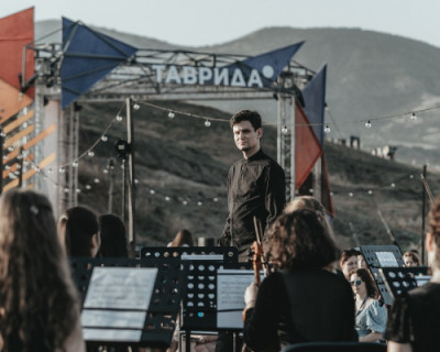Резиденты «Тавриды» исполнили композицию «Священная война» в годовщину начала войны
