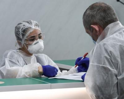 В Крыму зарегистрировано 210 случаев коронавирусной инфекции