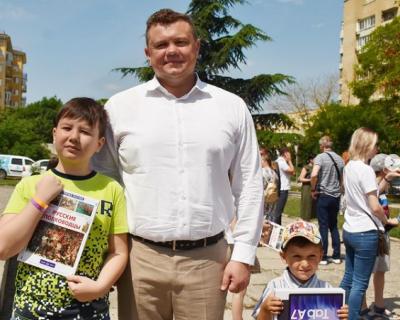 Шесть юных крымчан одержали победу в конкурсе «Герои живы»