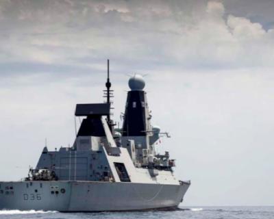 В Крыму дали оценку провокационным действиям эсминца ВМС Великобритании
