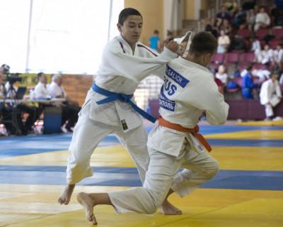 Олимпийские надежды севастопольского дзюдо