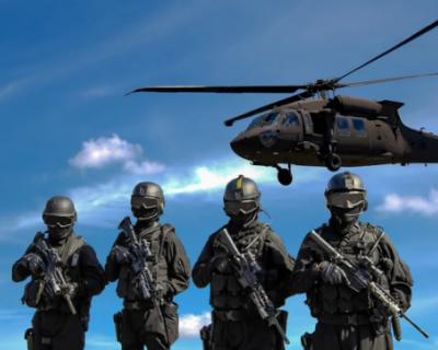 ФСБ задержала двух россиян, причастных к незаконному обороту оружия и взрывных устройств