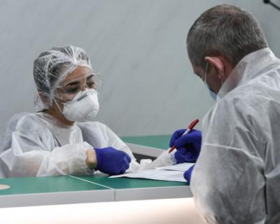 В Крыму зарегистрировано 294 случая новой коронавирусной инфекции