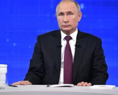 Владимир Путин рассказал о своём отношении к обязательной вакцинации