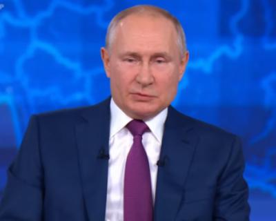 Прямая линия президента России — это еще и обращение к руководству и народам других стран
