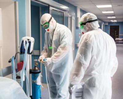 В Крыму зарегистрировано 308 случаев новой коронавирусной инфекции