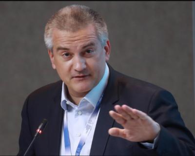 Сергей Аксенов оценил закон о коренных народах Украины