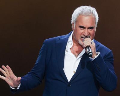 Украинские общественники потребовали отменить приглашение российского певца Валерия Меладзе в Киев