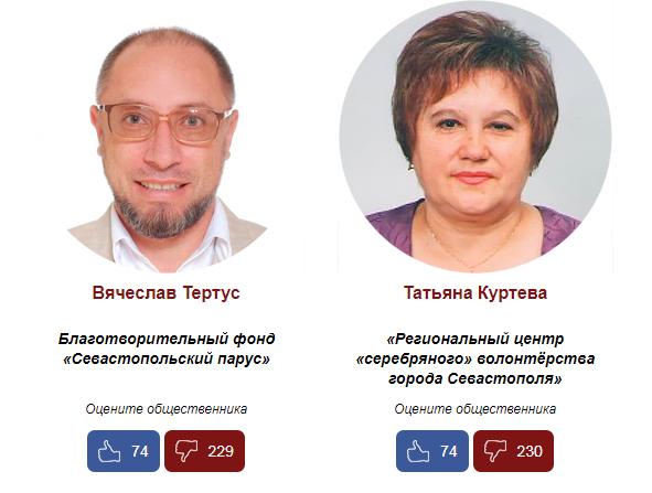 общественники Севастополя 4
