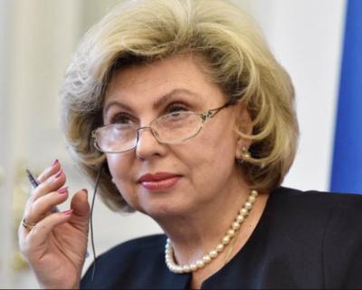 Омбудсмен по правам человека Татьяна Москалькова госпитализирована с коронавирусом