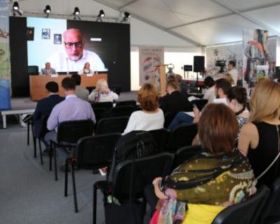 В Херсонесе обсуждают проект «Музейные маршруты России»