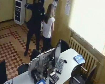 Вооруженный преступник ограбил банк в Феодосии