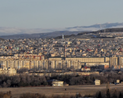 В Крыму реализуется проект строительства жилых домов на территории бывшего аэропорта Заводское