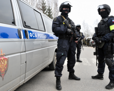 Сотрудники УФСБ задержали «решалу» - мошенника