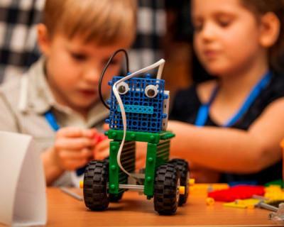 Робототехника для детей – особенности