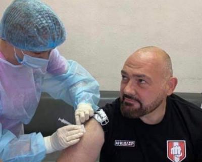 Советник губернатора Севастополя: «Все на прививку, друзья»