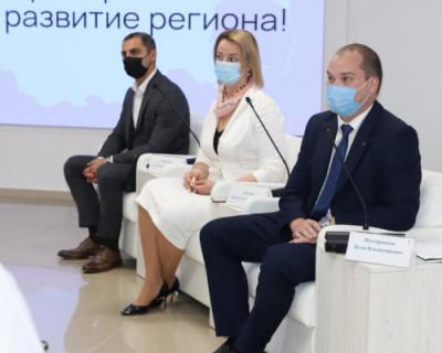 В Севастополе состоялась встреча с предпринимателями