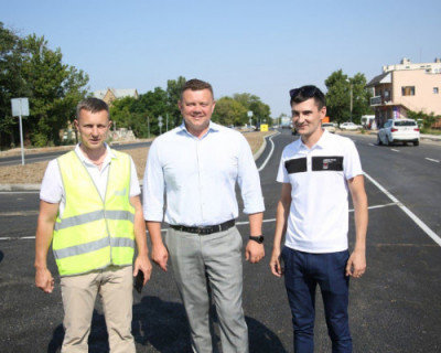 Вице-премьер Крыма: «Новый участок дороги сократит время в пути до Евпатории»