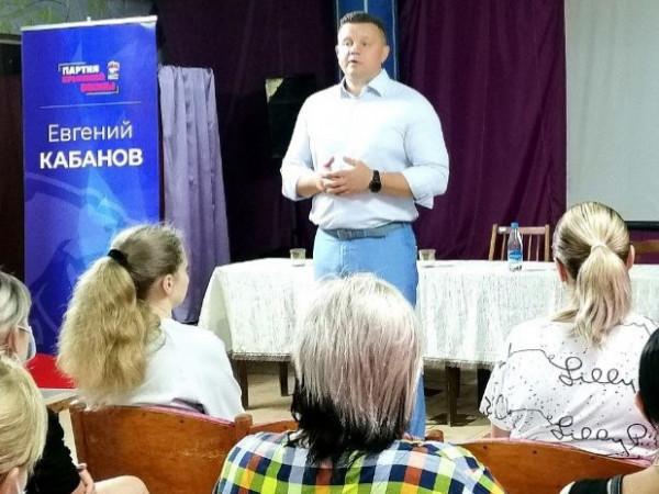 Вице-премьер Крыма Евгений Кабанов ведет работу в регионах 4
