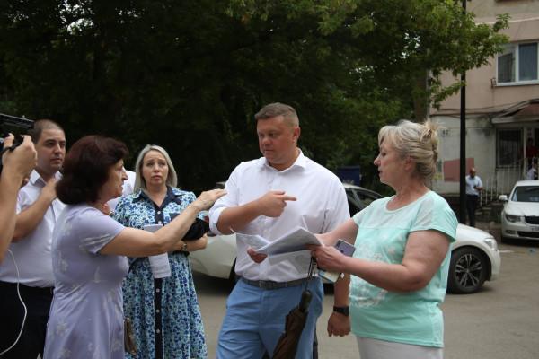 Вице-премьер Крыма Евгений Кабанов ведет работу в регионах 6