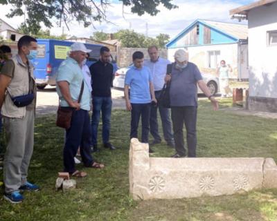 В Крыму нашли средневековое мусульманское кладбище