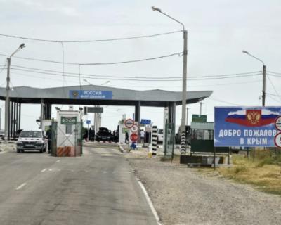 Граждане Украины активно переселяются в российский Крым
