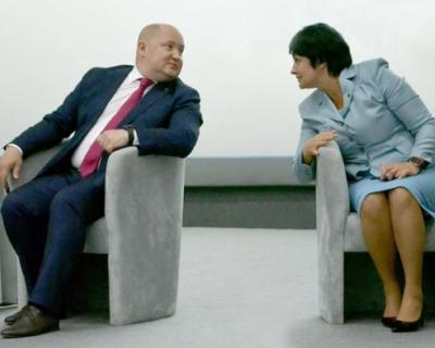 Татьяна Лобач: «Рада работать в команде губернатора»