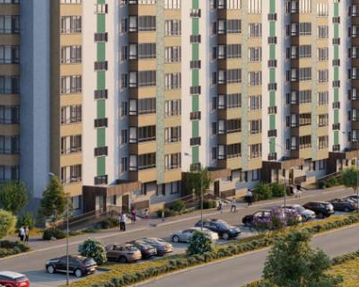 Жилой комплекс от компании «ИнтерСтрой» в тихом центре Симферополя