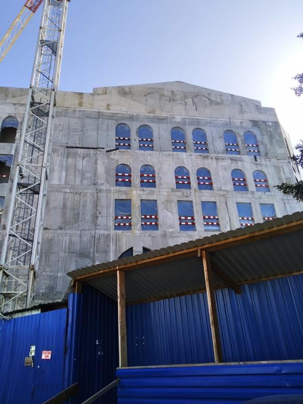 В Крыму выберут подрядчика для завершения строительства театра кукол в Симферополе 3