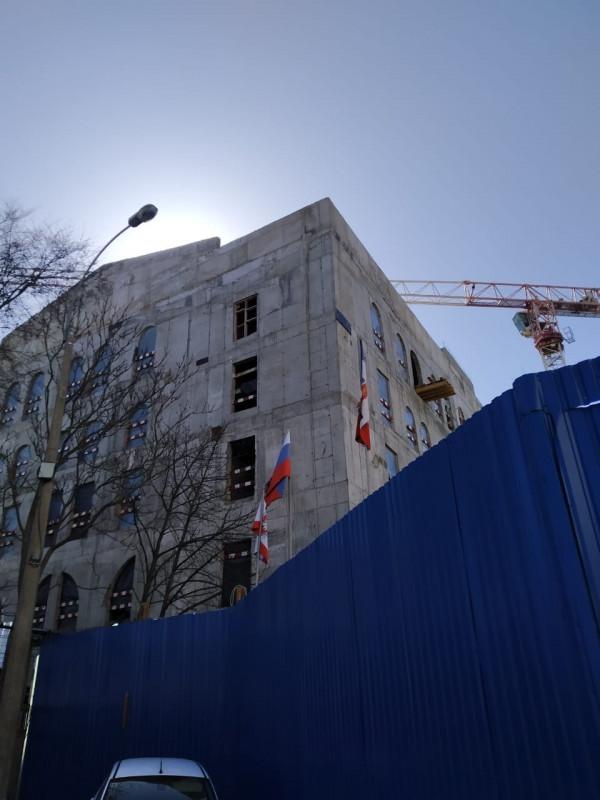 В Крыму выберут подрядчика для завершения строительства театра кукол в Симферополе  4