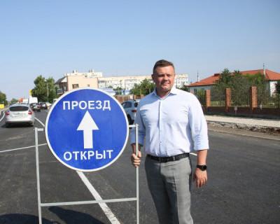 Крым вошел в тройку лидеров по темпам дорожного строительства